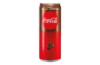 Coca-Cola з екстрактом кави